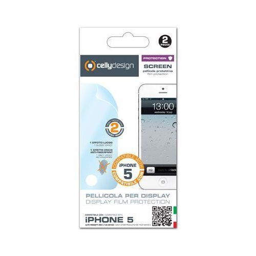 Celly zaščitna folija za iPhone 5/5S/SE
