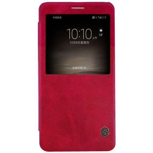 "Eleganten etui ""Qin Smart"" za Huawei Mate 9 - rdeč"