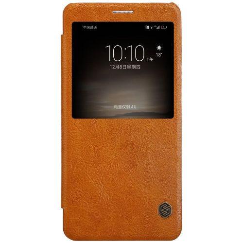"""Eleganten etui """"Qin Smart"""" za Huawei Mate 9 - rjav"""