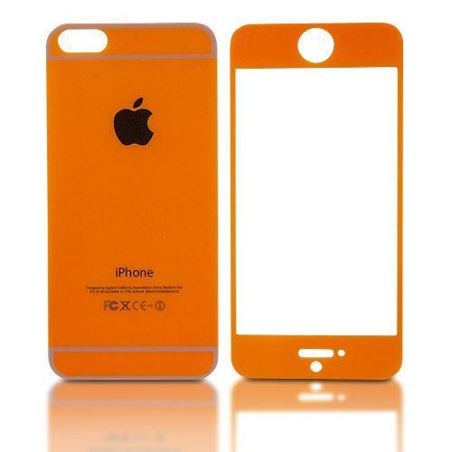 I-Phone 5/5s zaščita spredaj-zadaj SV1005