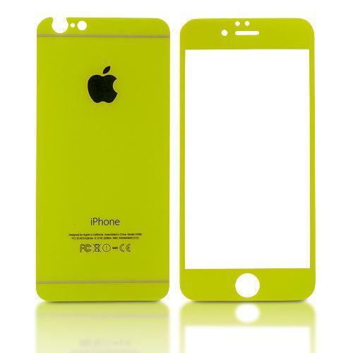 I-Phone 6/6s zaščita spredaj-zadaj SV0999