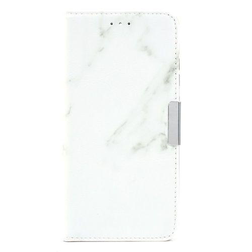 "Modni etui ""Marble"" za Huawei Mate 9 - siv"