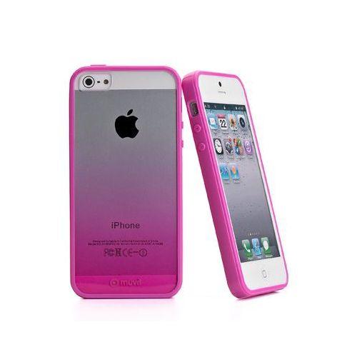 Muvit ohišje SUNGLASSES iPhone 5/5S roza