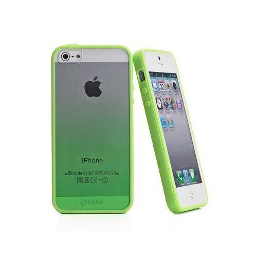 Muvit ohišje SUNGLASSES iPhone 5/5S zeleno