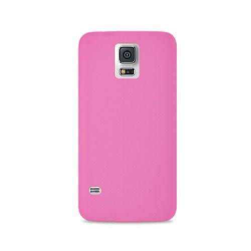 Ovitek galaxy s5 mini+folija roza