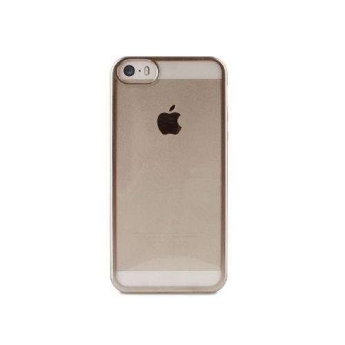Ovitek iphone 5 satin zlat