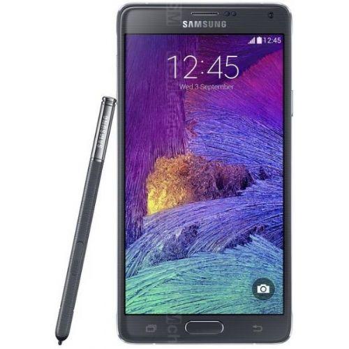 """Pametni telefon SAMSUNG Note 4 N910F črn 5,7"""" / 1440x2560 / Snapdragon / 3GB / 32GB / Android KitKat 4.4"""