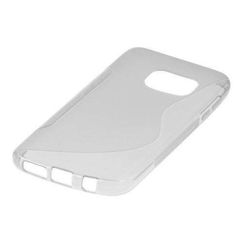 S silikonski ovitek Samsung Galaxy S7 Edge G935 prozoren