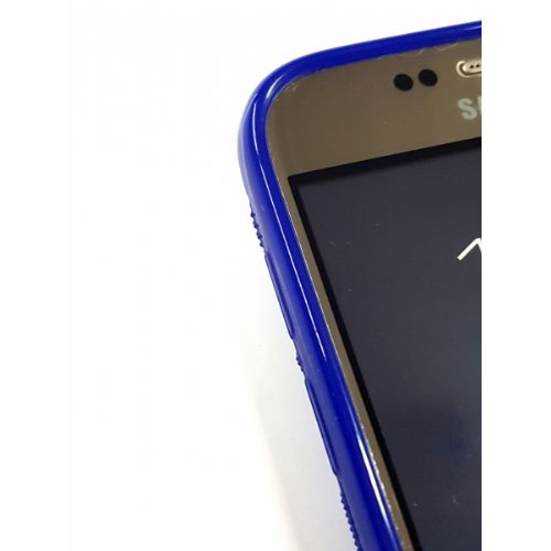 S silikonski ovitek Samsung Galaxy S7 G930 moder