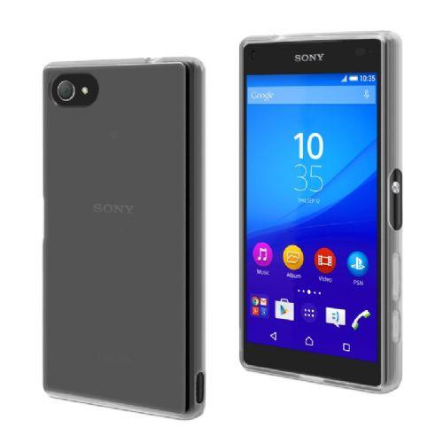 Sony TPU ovitek SONY XPERIA Z5 Compact prozoren
