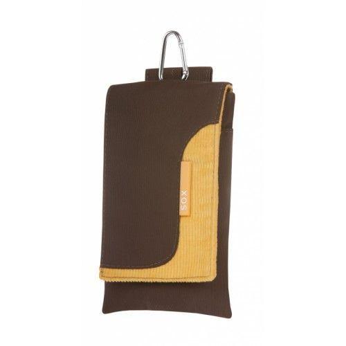 Sox modna torbica Wave XL zeleno rumena