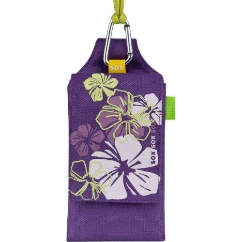 Sox torbica Hibiscus vijolična