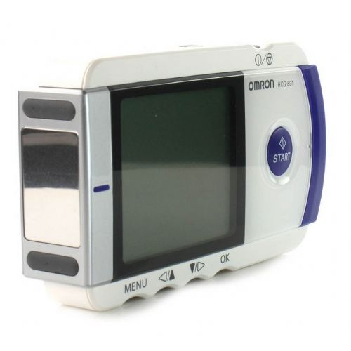 EKG monitor Omron HCG-801 2