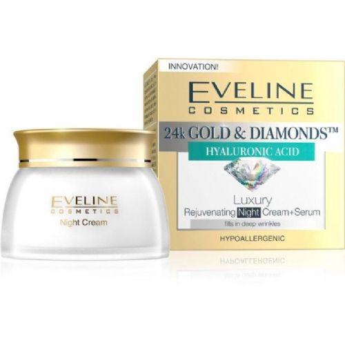 24k zlato & diamanti nočna 50 ml