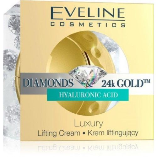 24k zlato & diamanti prestige 50 ml