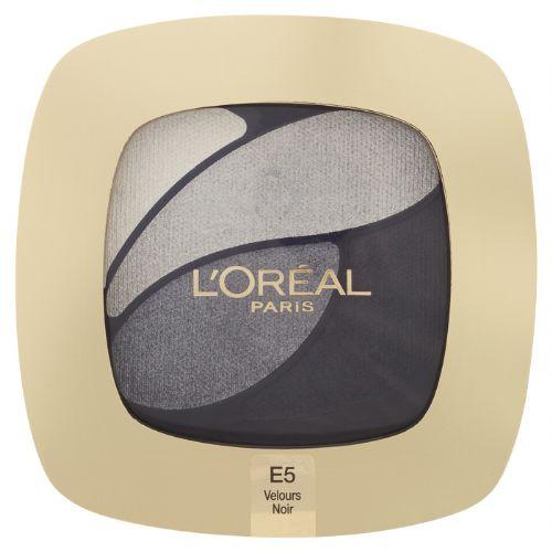 L'Oreal Paris Color Riche Quad Senčilo Za Oči E5 Incredible Grey