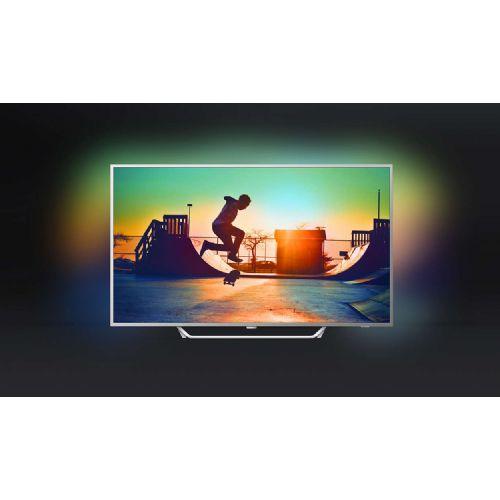 televizor philips 65pus6412 12 65 165 cm 4k android tv. Black Bedroom Furniture Sets. Home Design Ideas