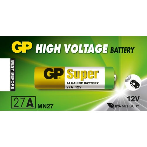 27A Visoko Napetostna Alkalna GP baterija