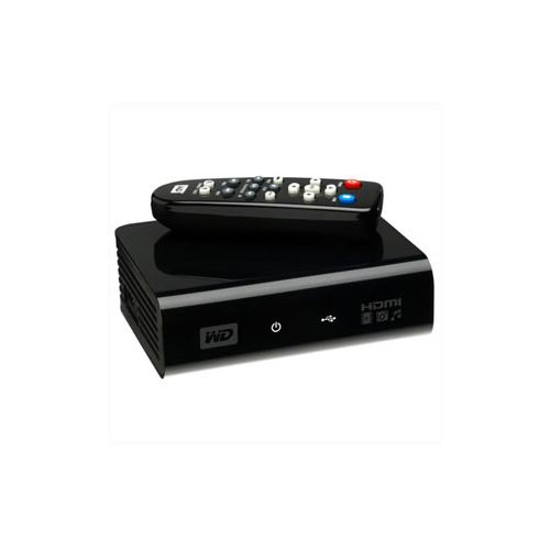 Western Digital TV/HD Media Player WDAVP00BE | EnaA.com