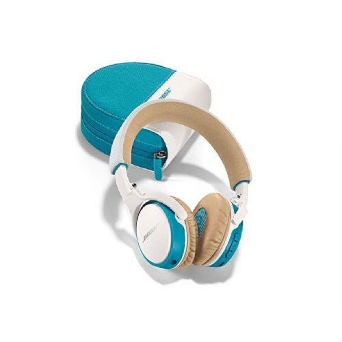 Slušalke BOSE SOUNDLINK ON-EAR BELA MODRA