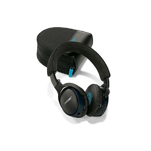 Slušalke Bose SoundLink črne in modre