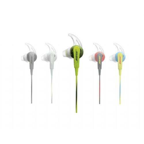 Slušalke Bose Soundsport MFI zelene
