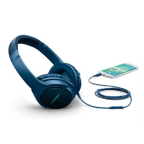 Naglavne slušalke Bose Soundtrue modre