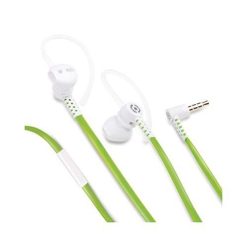 Celly slušalka za šport zelena