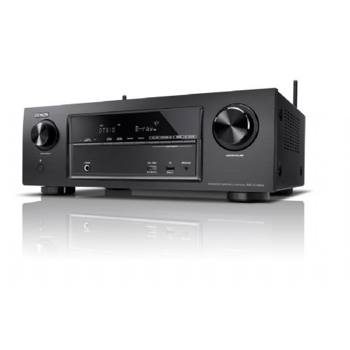 Denon receiver AVR-X1300W črn