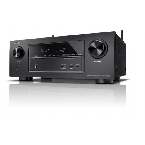 Denon receiver AVR-X2300W črn