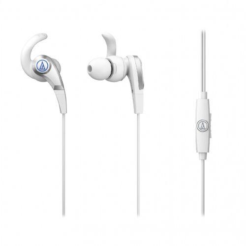 """In-Ear slušalke Audio-Technica """"SonicFuel"""" ATH-CKX5iS - bele"""