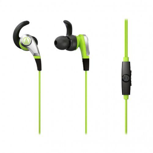 """In-Ear slušalke Audio-Technica """"SonicFuel"""" ATH-CKX5iS - zelene"""