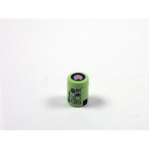 Industrijska 1/3 AAA 120 mAh Ni-Mh polnilna GP baterija