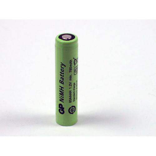 Industrijska AAA 780 mAh Ni-Mh polnilna GP baterija