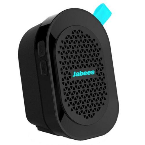 Bluetooth zvočnik Jabees beatBOX Mini črn-moder