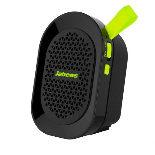 Bluetooth zvočnik Jabees beatBOX Mini črn-zelen