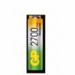 AA 2700 mAh Ni-Mh polnilna GP baterija 1