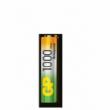AAA 1000 mAh Ni-Mh polnilna GP baterija 1