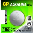 Gumb baterija 186f 1