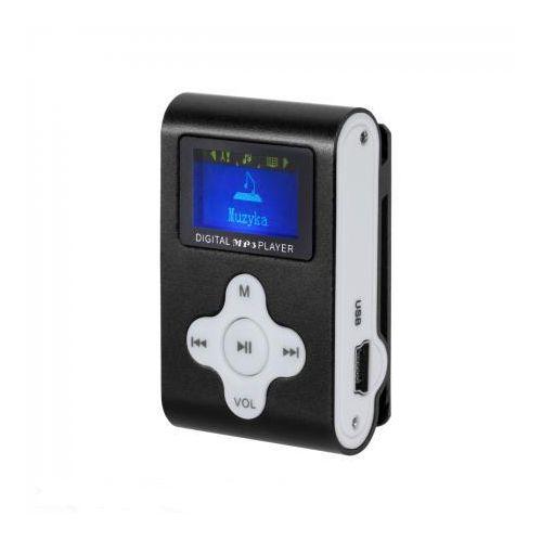 MP3 PREDVAJALNIK QUER 4GB LCD Črni KOMO742