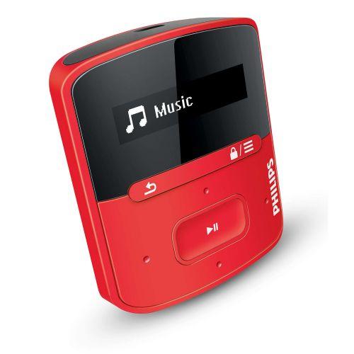 Predvajalnik MP3  PHILIPS  SA4RGA04RF/12 (SA4RGA04RF/12)