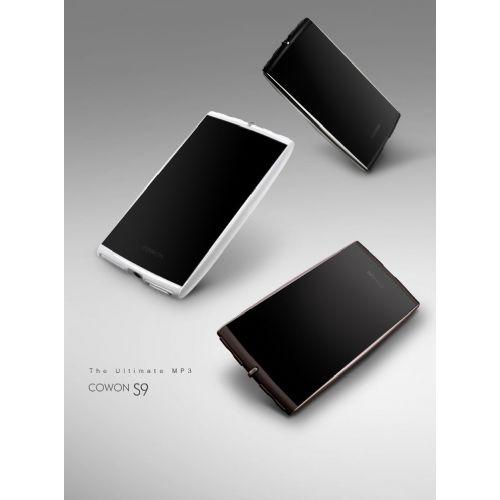 PRENOSNI PREDVAJALNIK COWON S9 AMOLED 16GB - TITANOVO ČRN