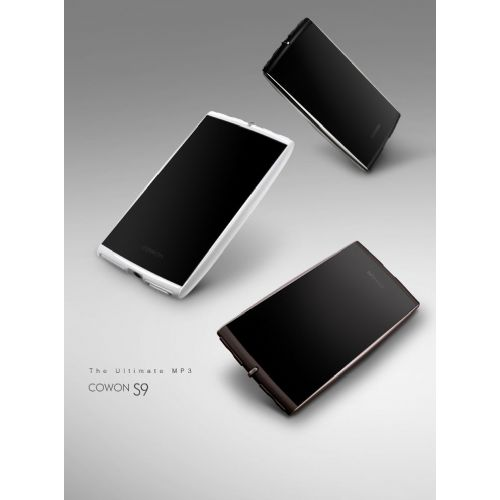 PRENOSNI PREDVAJALNIK COWON S9 AMOLED 4GB - KROMIRANO ČRN