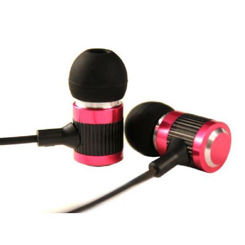 Slušalke ušesne stereo 0926P roza SBOX