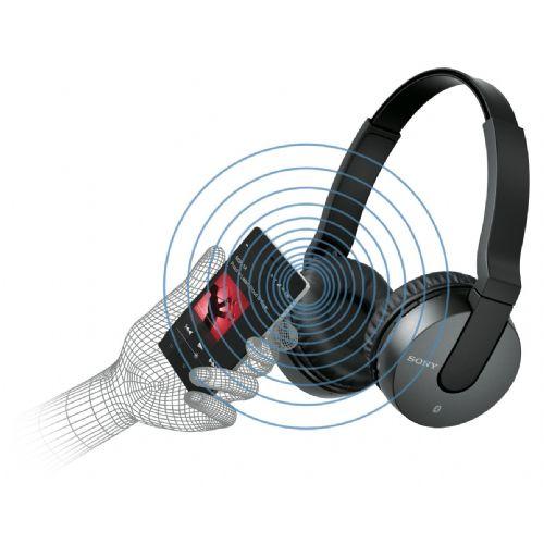 Bluetooth slušalke SONY MDR-ZX550BN NFC