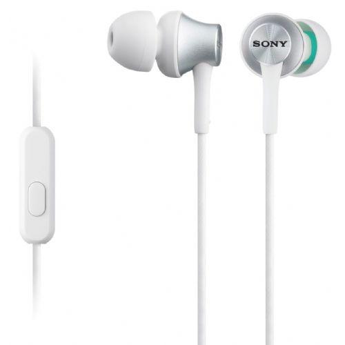 SONY slušalke za Android/iPhone MDREX450AP bele
