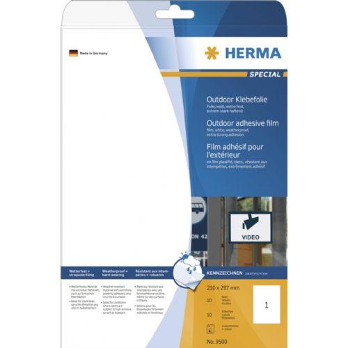 Etikete Herma No. 9500 - 210 x 297 mm