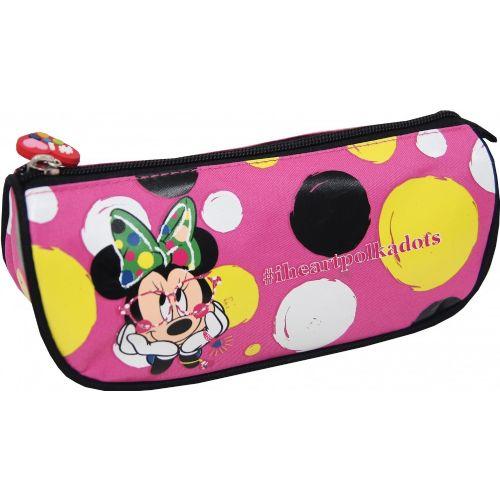 Ovalna peresnica Disney Minnie Heartpolk