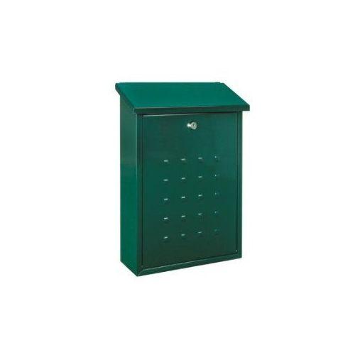 Poštni nabiralnik RIMINI, zeleni