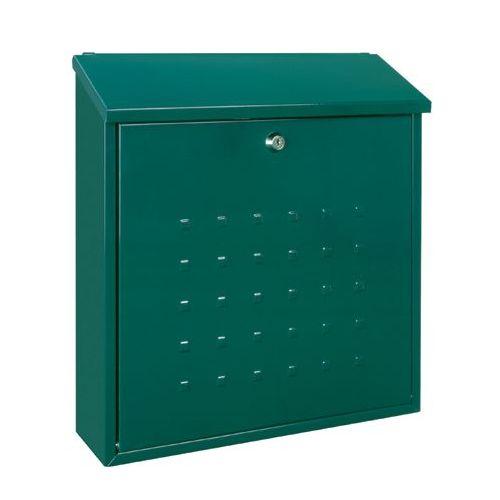 Poštni nabiralnik VICENZA, zeleni